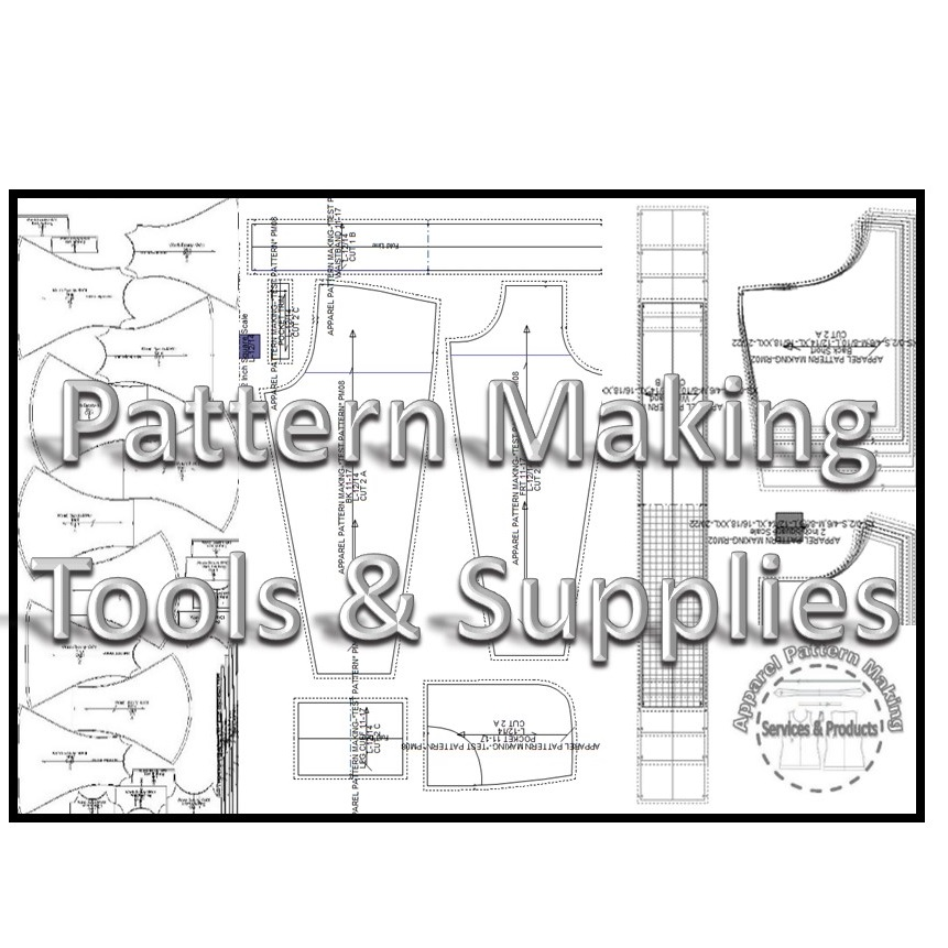 Tools & Supplies For Patterning